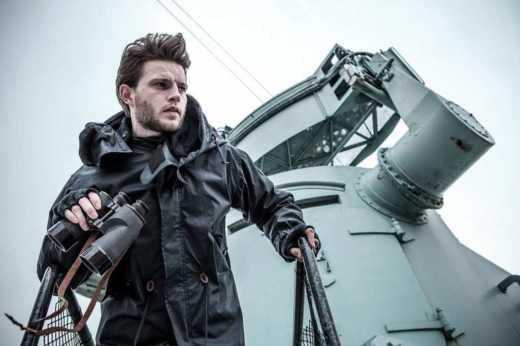 Preview: Realm & Empire's Photoshoot on HMS Belfast