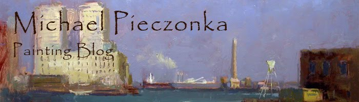 Michael Pieczonka Painting Blog