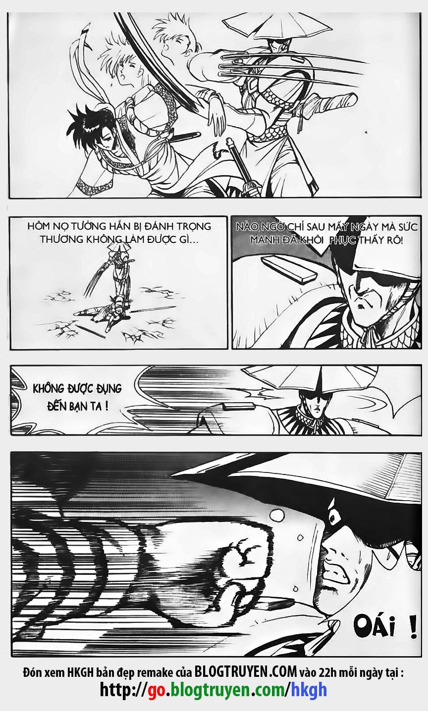 Hiệp Khách Giang Hồ chap 14 page 16 - IZTruyenTranh.com