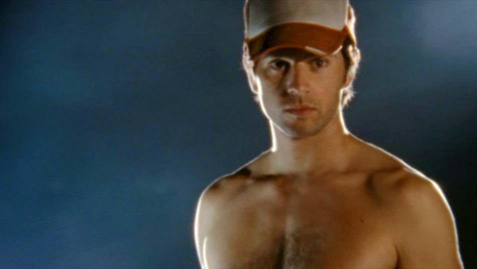 Casey Jones Nicholas D'Agosto shirtless