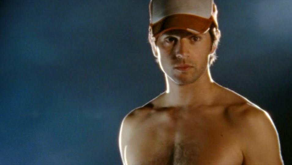 Casey Jones Nicholas D'Agosto shirtless
