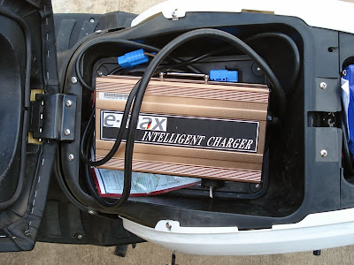 MOTO ELÉCTRICA V-MOTO 120-S