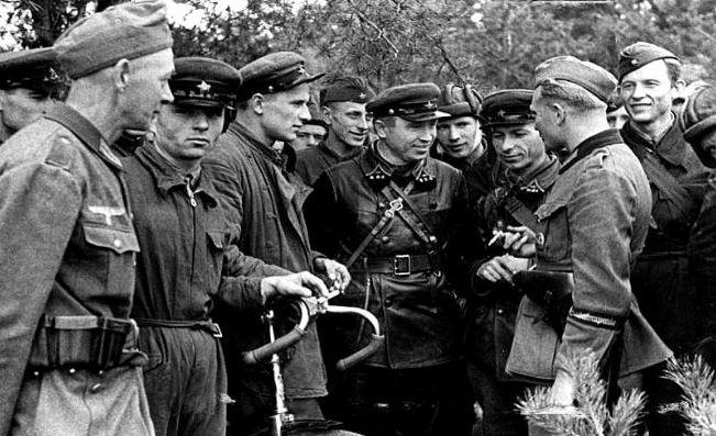 Советские и немецкие друзья - 6