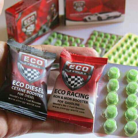 Penghemat BBM eco Racing Tablet