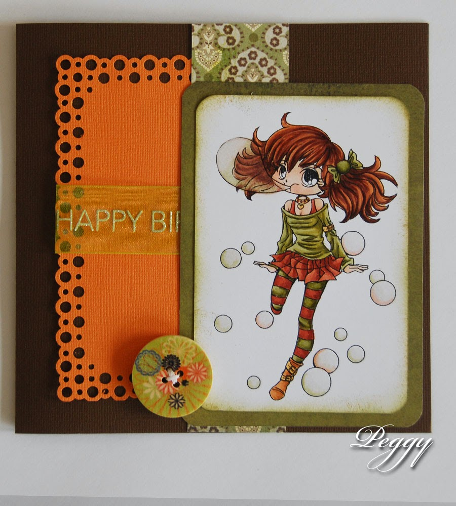 manga card