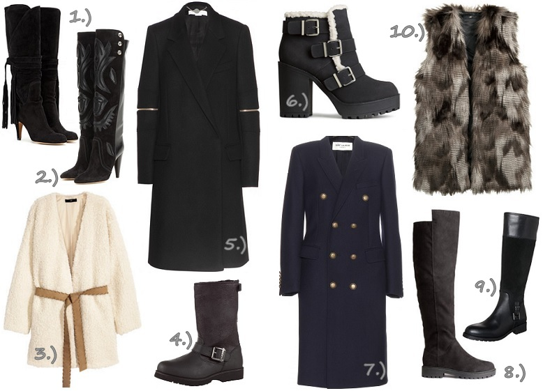 Heart and Soul for Fashion, Fashionblog, Winter, Coat, Jacket, Boots, Inspiration, 2015
