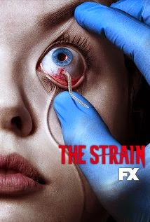 Cartel de la serie The Strain