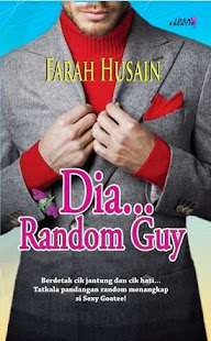 Novel : Dia...Random Guy
