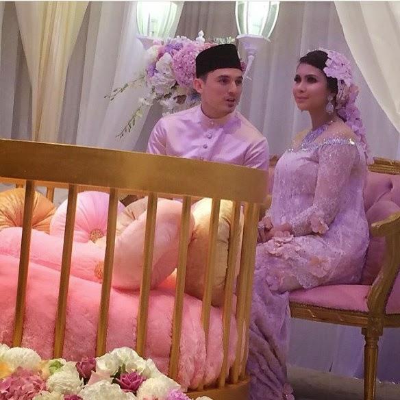 Gambar Sekitar Majlis Aqiqah Bayi Rozita Che Wa dan Zain Saidin (11 Gambar)