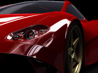 Ferrari Aurea Wallpapers