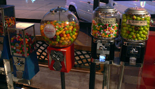 Gumball Machines - Wikimedia Commons Public Domain