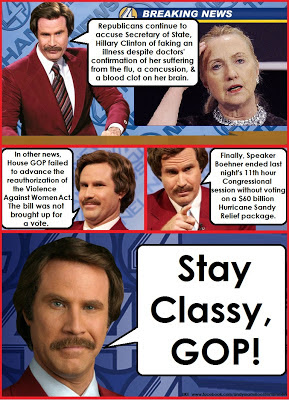 Stay Classy GOP Ron Burgundy