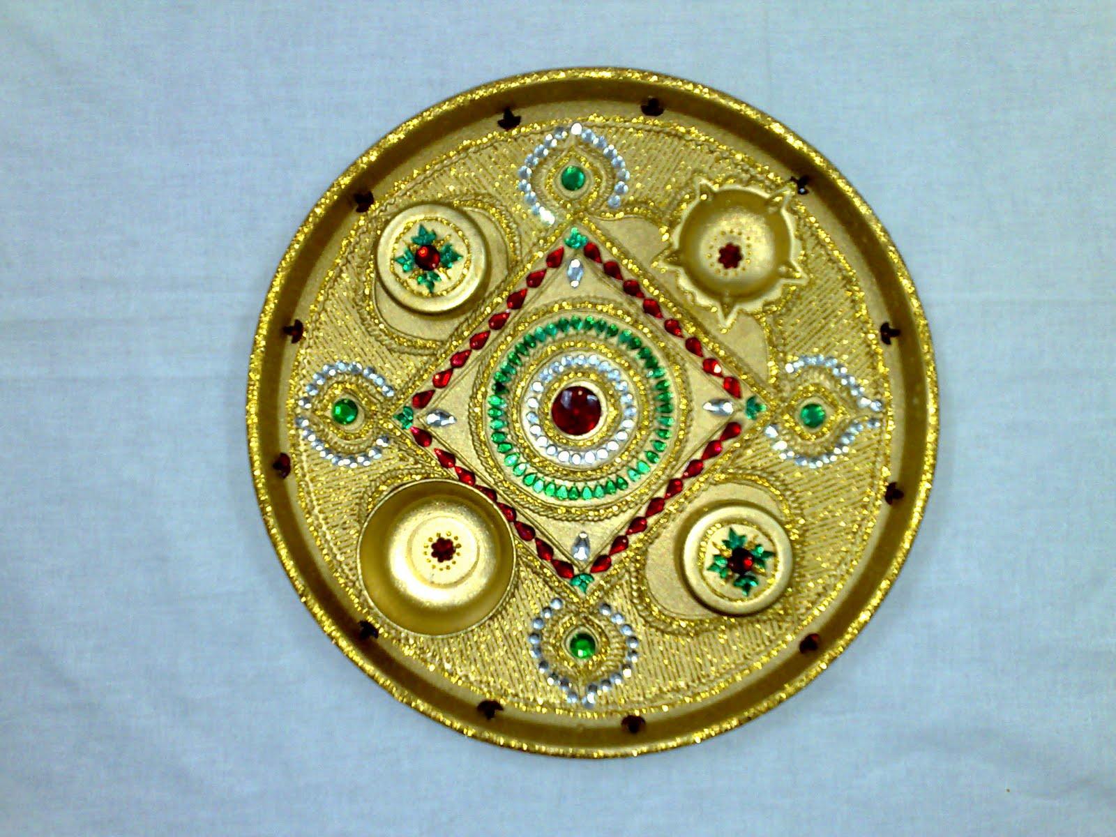 how to make ashtadal for pooja