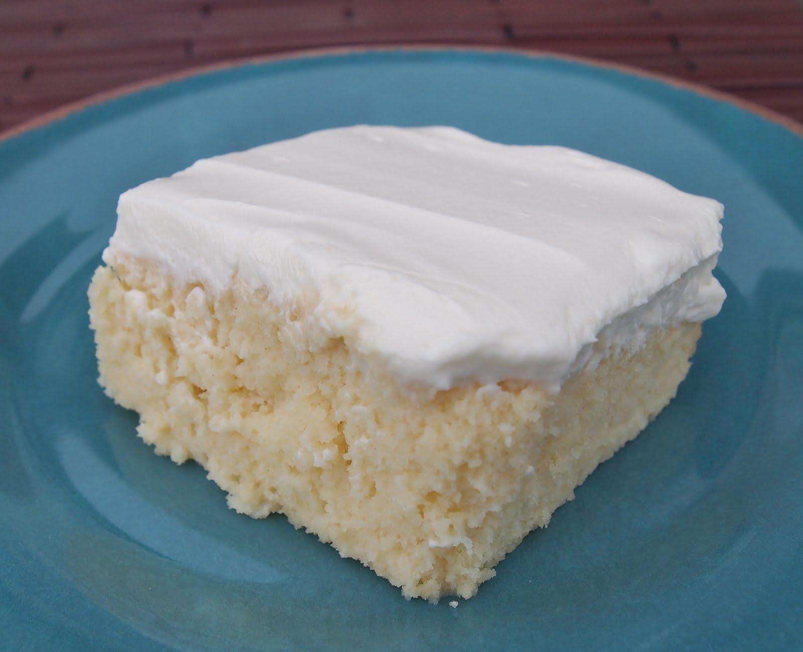 cafe*mandy: Tres Leches (Three Milks Cake)