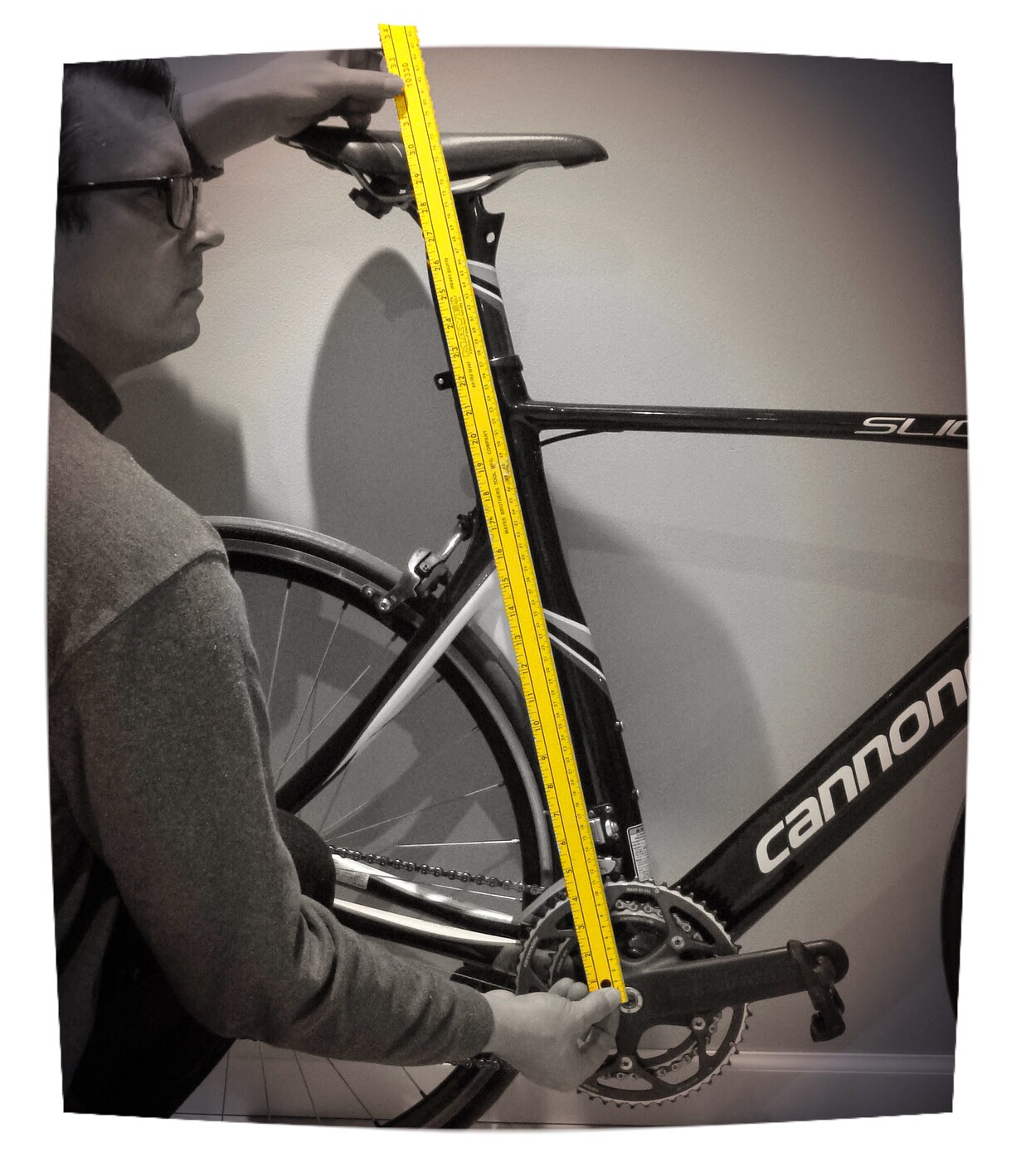 My World From a Bicycle: Lemond's Sizing Chart and Hamley's Method ...