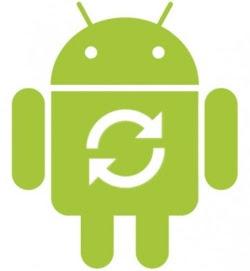 sincronizzazione cloud file android