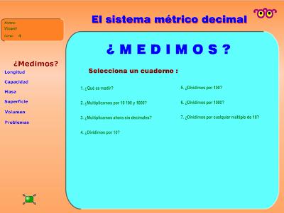 El sistema métrico decimal,medidas,longitud,capacidad,masa,superficie,volumen,problemas