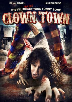 ClownTown 2016 DVD R2 PAL Spanish