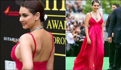 Fashion by Beauties at IIFA Awards 2011