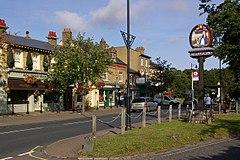 Chislehurst, U.K.