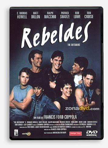 Rosco de pelis de Rebeldes
