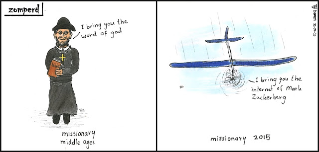 Zomperd - Missionary Mark Zuckerberg