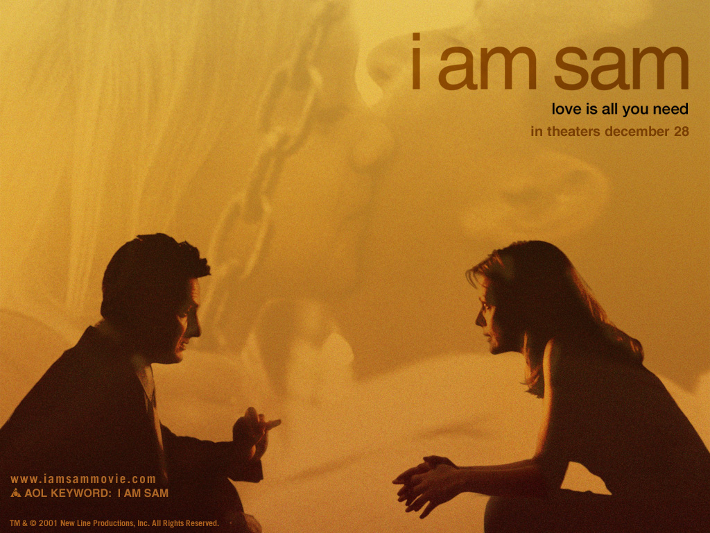 "Life Is a Verb: Review film "" I am Sam"""