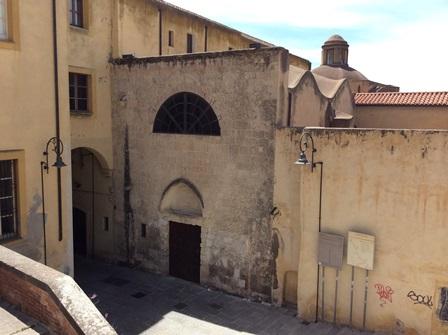 Mycagliari il quartiere castello un percorso fra storia for Layout della palestra di 2000 piedi quadrati