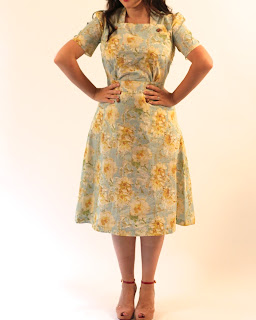 Julia Bobbin New England Day Dress - Sew For Victory Sew-a-long