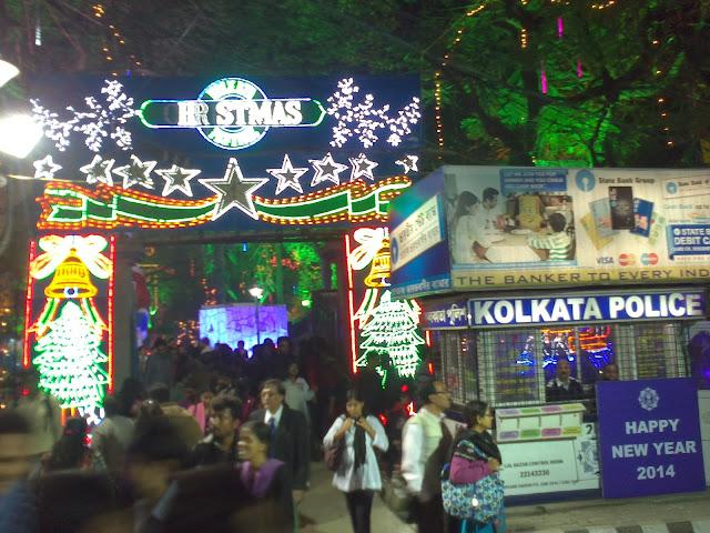 Allen Park, Kolkata