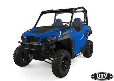 Polaris GENERAL Velocity Blue