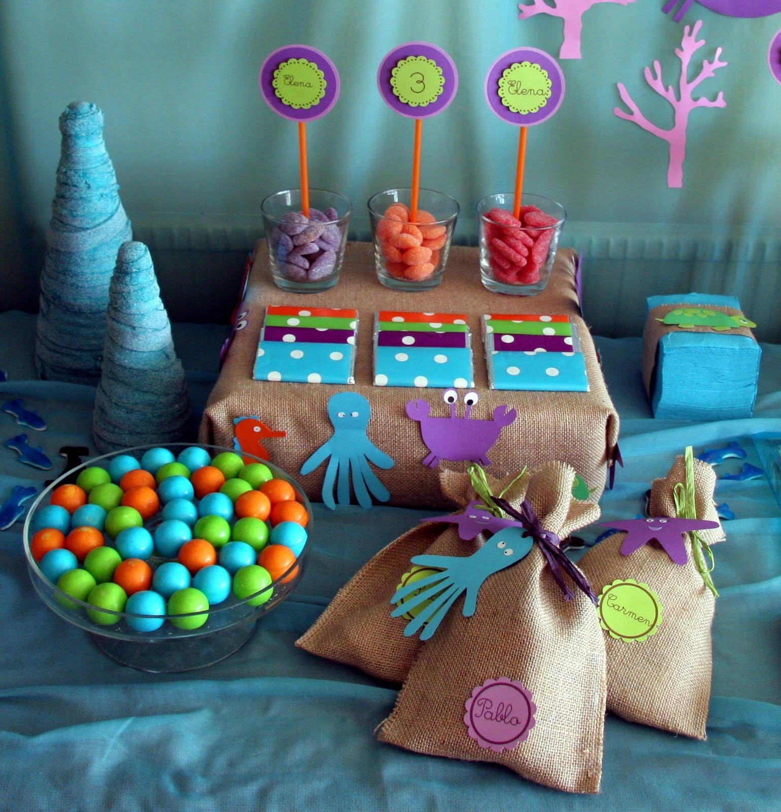 la decoracion infantil: