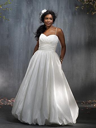 Große Größen Brautkleid