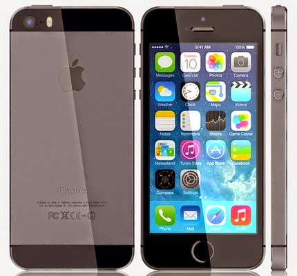 Harga Apple iPhone 5S iOS 7
