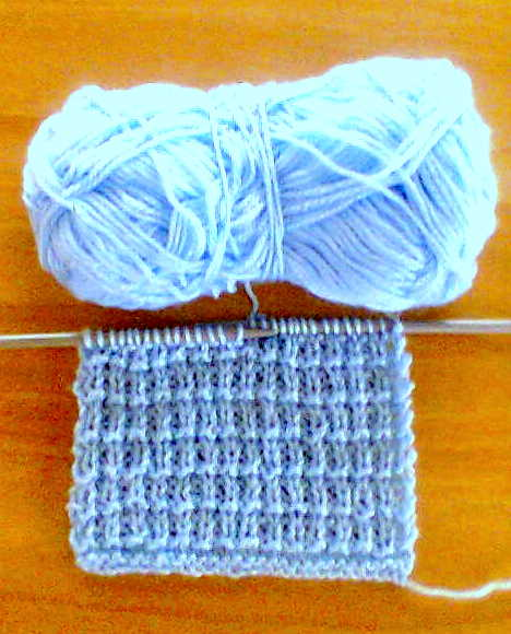 KNITIT: Free Fancy Knitting Stitch: No. 70
