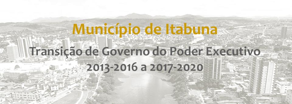 Transição de Governo em Itabuna