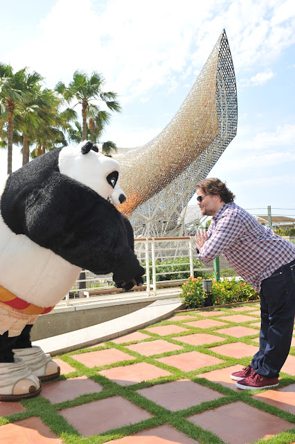 jack black kung fu panda 3