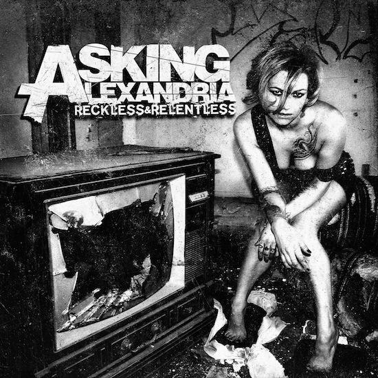 Asking Alexandria 2013 Album Alive Screaming...
