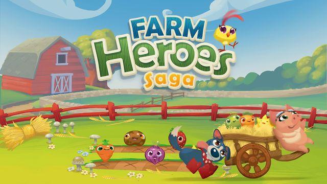 Farm Heroes Saga livello 981-990