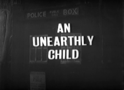 Doctor Who S01 E01 - unearthly child- William Hartnell 2