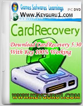 registration key cardrecovery v5 30