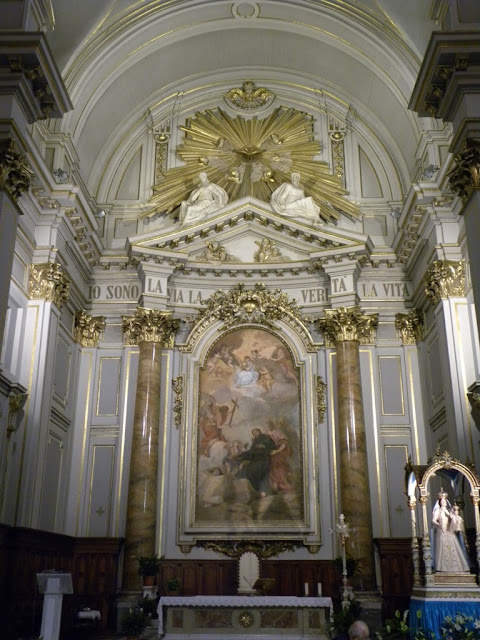 Francesco cathedral in Civitavecchia