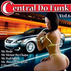 Download CD Central Do Funk Vol.6