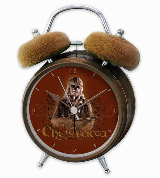 Reloj Despertador de Chewbacca