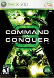 Command and Conquer 3: Tiberium Wars   XBOX 360