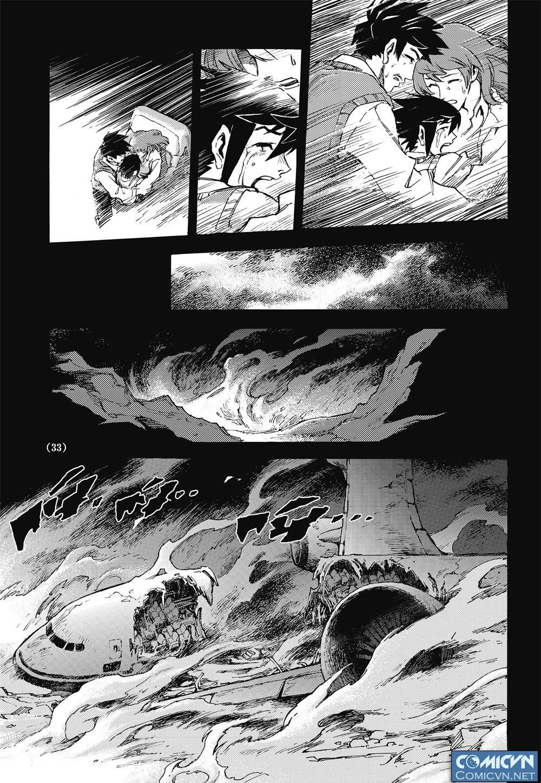 Huyền Hạo Chiến Kí - Chap 15