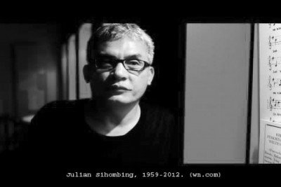 Selamat Jalan  Bang Julian Sihombing