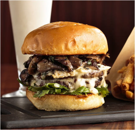 Uptowner Burger National Burger Month Del Frisco's Grille Dallas