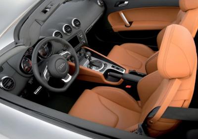 Audi Introduce New Cabin of Audi TT