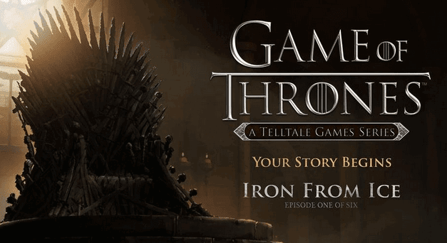 Game of Thrones Iron from Ice gioco per iOS